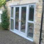 External door and windows