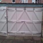 Yard Gates