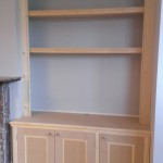 Fitted cupboards and shelving